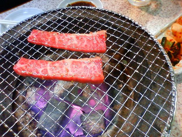写真: 大阪 鶴橋 大倉 炭火