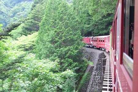 2014.07.28 大井川鉄道・あぷとライン 千頭~井川~奥泉