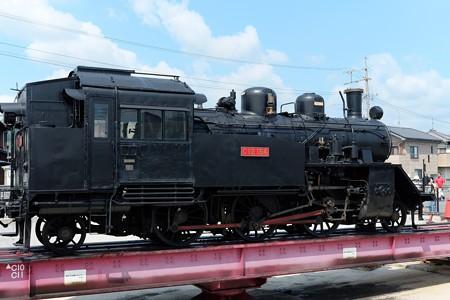 2014.07.28 新金谷駅 蒸気機関車C12-164