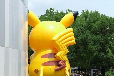 2014.08.13 みなとみらい マリンタワー 「ピカチュウ大量発生チュウ!」