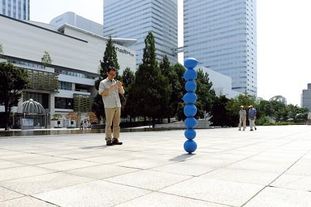 2014.08.14 横浜トリエンナーレ2014 8つの息 ギムホンソック 2014