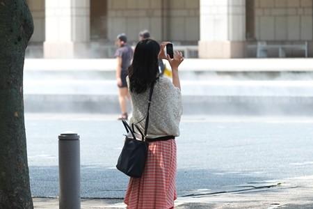 2014.08.14 横浜トリエンナーレ2014 横浜美術館 スマホ
