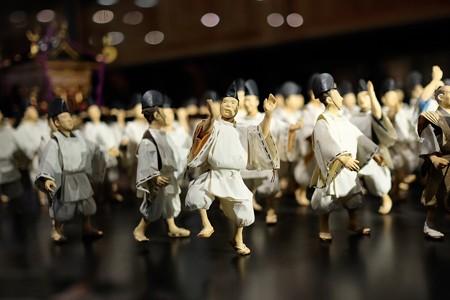 2014.09.14 両国 江戸東京博物館 江戸のお祭り ジオラマ 2