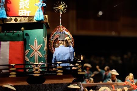 2014.09.14 両国 江戸東京博物館 江戸のお祭り ジオラマ 7