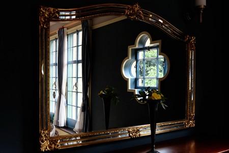 2014.10.07 山手 ベーリック・ホール 化粧鏡