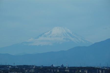 2015.11.29 横浜スカイビル29F 富士山