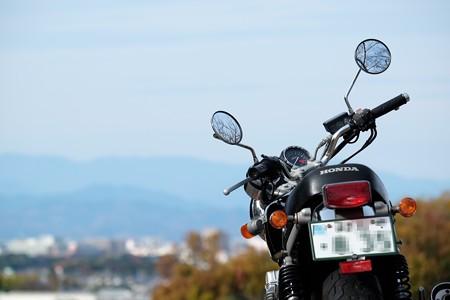 2015.12.06 瀬谷市民の森 オートバイ