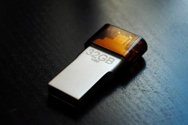 2015.12.12 机 USB3.0 & micro USB 2.0