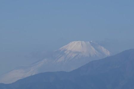 2015.12.20 駅前 富士山