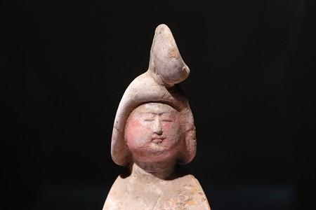 2016.02.17 東京国立博物館 加彩女子 中国 TG-628