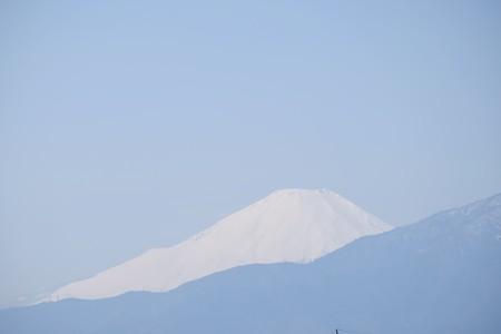 2016.03.17 駅前 富士山