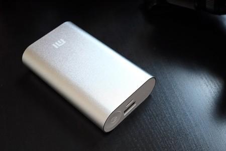 2016.05.14 机 Xiaomi 5200mAh モバイルバッテリー