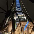 Photos: 支配された森タワー