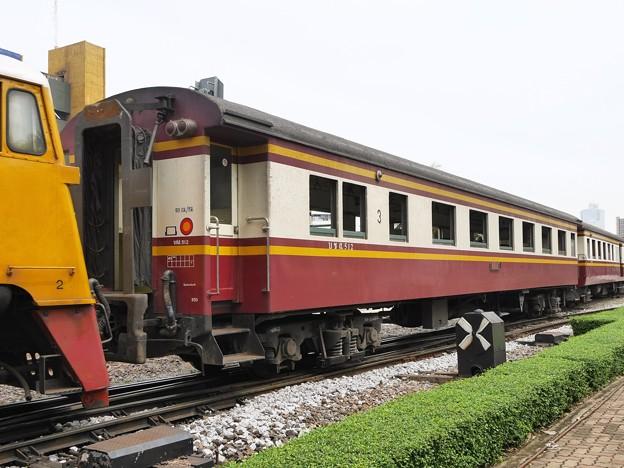 Photos: BTC.512、Hua Lamphong、タイ国鉄