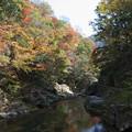 秋景色 三段峡(1)