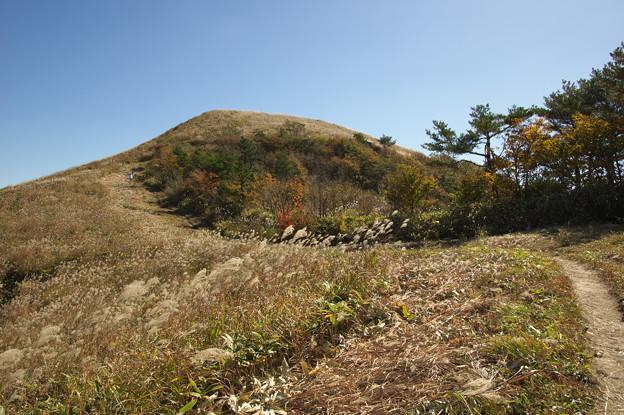 山頂へ続く道(2)