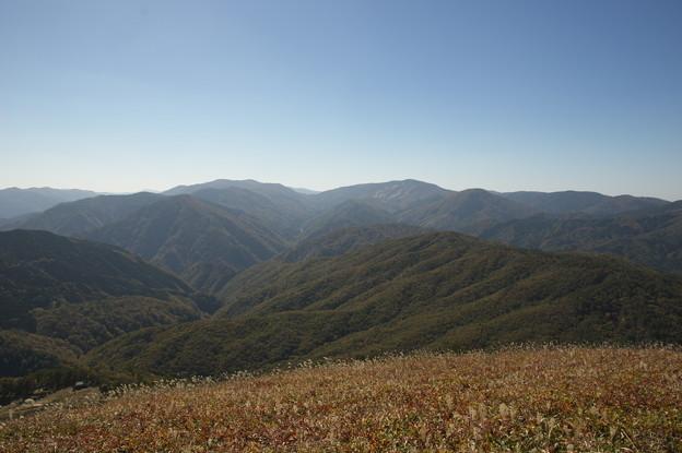 晩秋の中国山地(2)
