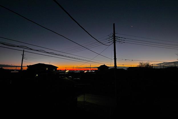 Photos: 今日もいい天気