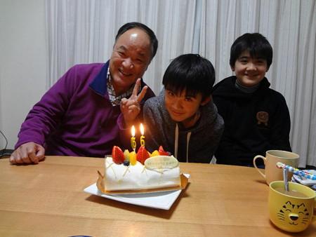 160203-1誕生ケーキ