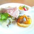 Photos: 今日の昼食! 前菜