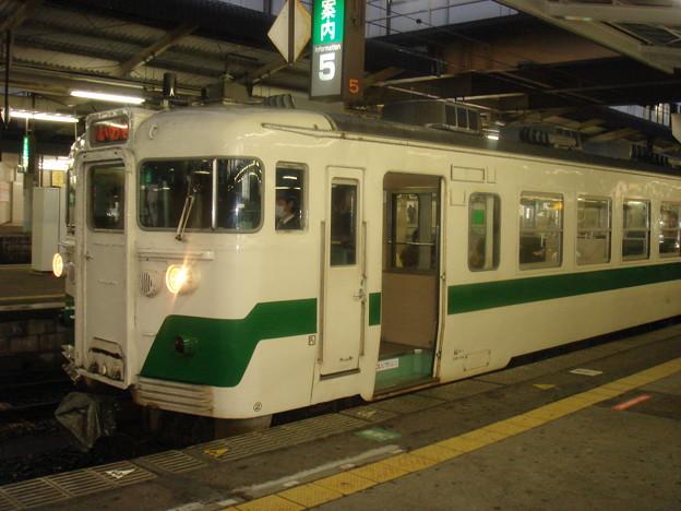 仙台駅 455系