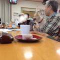 Photos: 柚子とデイサービスの人たち