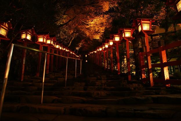 Photos: 貴船神社灯篭
