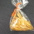 写真: 生徒さんから芋けんぴをいただきました~っ(^-^)/ うれぴいー♪