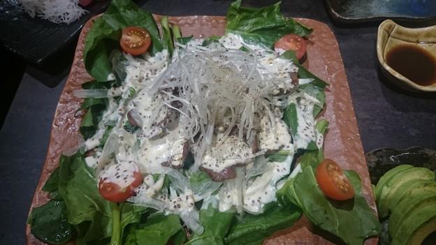 牛たんサラダ