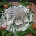 Photos: 牛たんサラダ