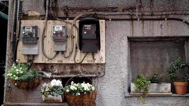 Photos: 美しき配電盤