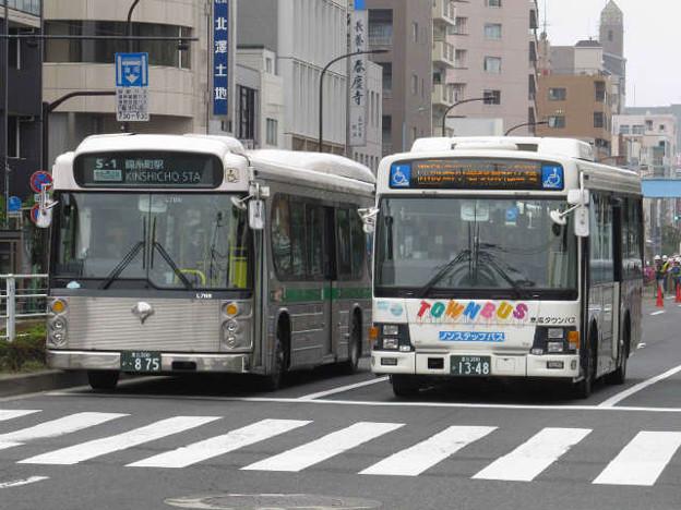 京成タウンバス T021