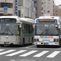 写真: 京成タウンバス T021