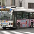 写真: 京成タウンバス T023