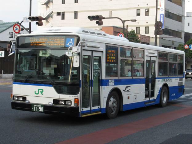 【JRバス関東/宇都宮支店】 L534-98512号車
