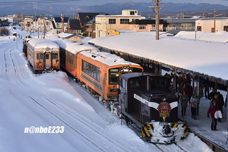 DD352+津軽21-104+オハフ331+オハ463