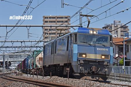 2092レ EH200-6+コキ