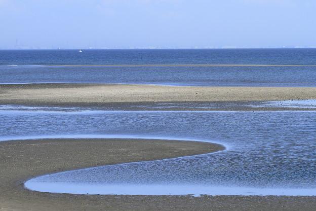 東京湾ですよ
