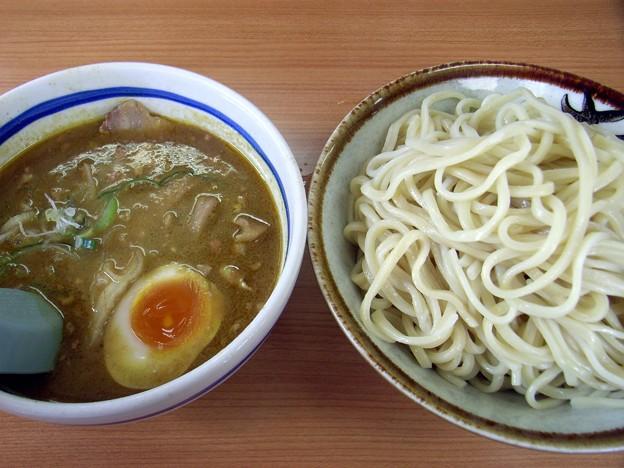 カレーつけ麺・大盛り@茨城大勝軒つくば店・つくば市