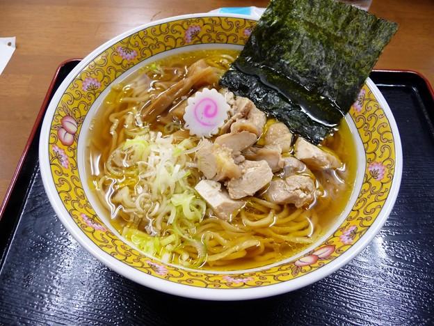 温麺(あつめん)鳥中華そば@○晋・かすみがうら市