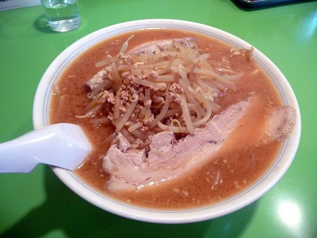 味噌とんとん麺@とんとん・中央市