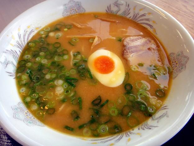 味噌ラーメン@中国道下り線七塚原SAレストラン