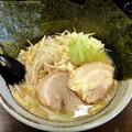 赤みそらー麺・ニンニクあり+のり@愛0028・広島市安佐南区