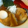Photos: こってりしょうゆら~麺+全部のせ@武吉・今治市
