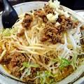 辛らー麺・100g麺増し・ニンニク入り@愛0028・広島市安佐南区