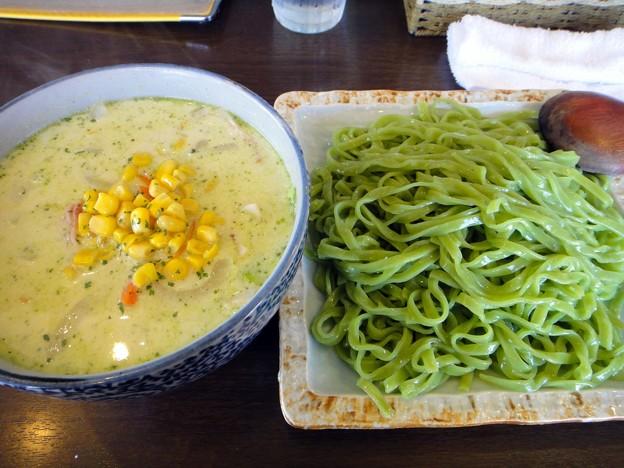 春爛漫・翡翠麺@和・前橋市
