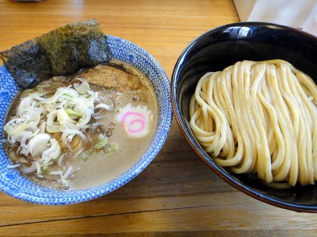 味玉つけ蕎麦(並)@サンジ・小山市