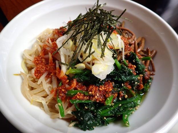 ウリナム風まぜ麺@ウリナム食堂・喜多方市