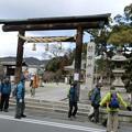 写真: 0207斑鳩の里5龍田神社1