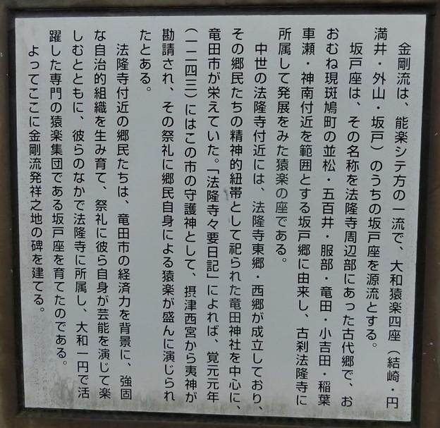 写真: 0207斑鳩の里5龍田神社3
